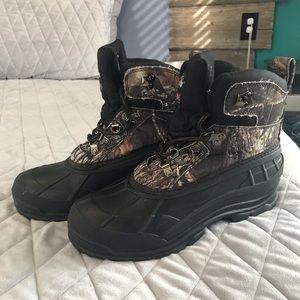 Camo Boot